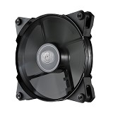 COOLER MASTER CPU Cooler JetFlo 120 [R4-JFNP-20PK-R1] - Black (No LED) - CPU Cooler